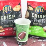 Ritz Crisps game day
