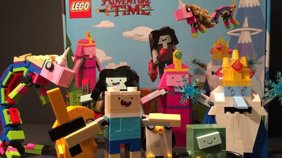 Adventure Time LEGO Set & FREE Mini Set + More Only $39 Shipped
