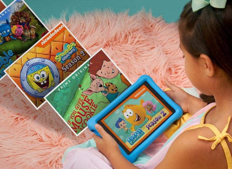 Amazon Fire HD 8 Kids Edition Only $99.99 + FREE Shipping