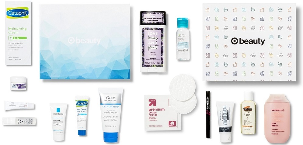 Target Skincare Beauty Box + More Only $7 Shipped