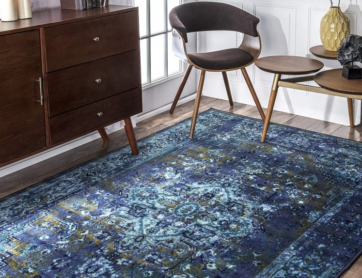 Bohemian Area Rug by nuLOOM 5′ x 8′ $68.22 + Free Shipping!