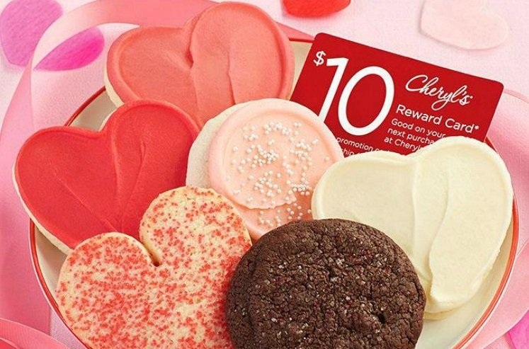 Cheryl's 6 Cookie Sampler + $10 Reward Card Only $9.99 Shipped!