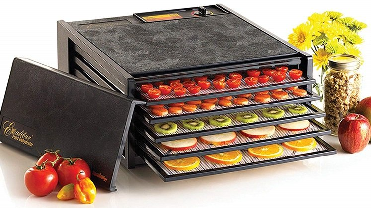 Excalibur Food Dehydrator, 5 Tray for $139.99 + Free Shipping!