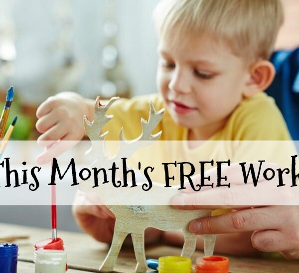 free kid's workshops