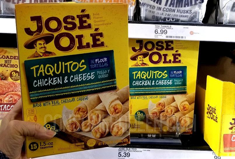 New Jose Ole Coupon + Target Deal