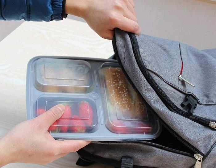 20 pack meal prep