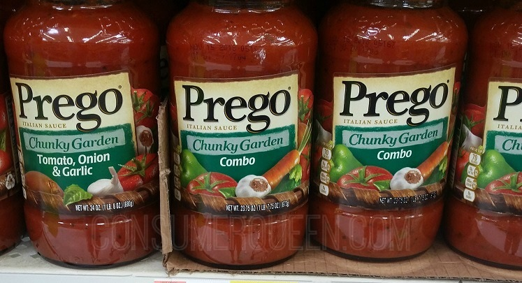 Prego Pasta Sauce as Low as 75¢ at Walgreens After Cash Back