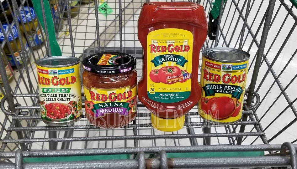 Red Gold Canned Tomatoes as Low as 28¢ + MORE at Buy For Less