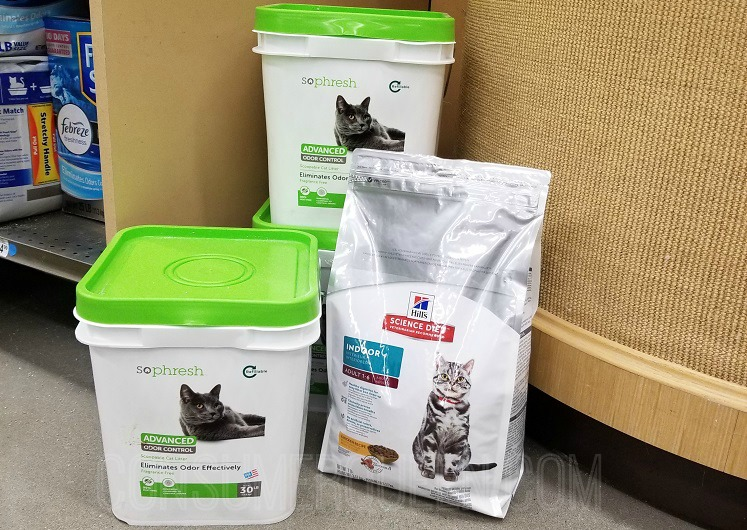 so phresh cat litter