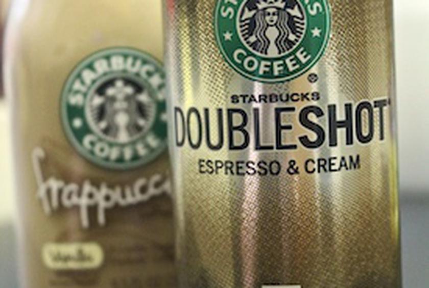 Starbucks Doubleshot Espresso + Cream 12-Pk Only $12.00 Shipped!