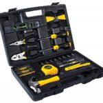 65 piece stanley tool kit amazon