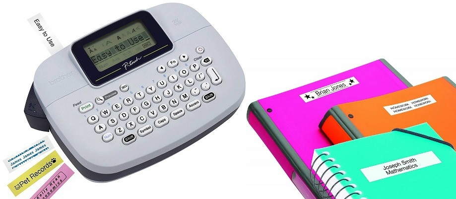 Brother Personal Label Maker Only $9.99 (Reg. $29.99)