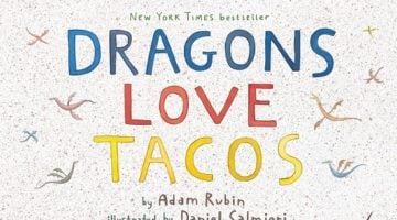 dragons love tacos kids book