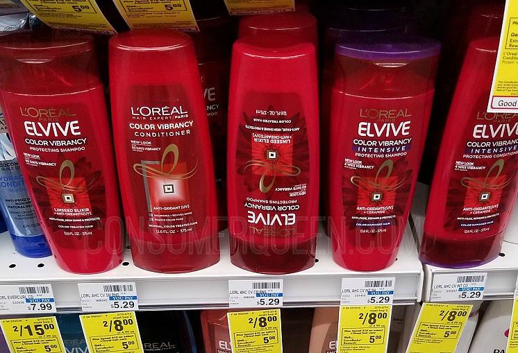 L'Oreal Elvive shampoo cvs