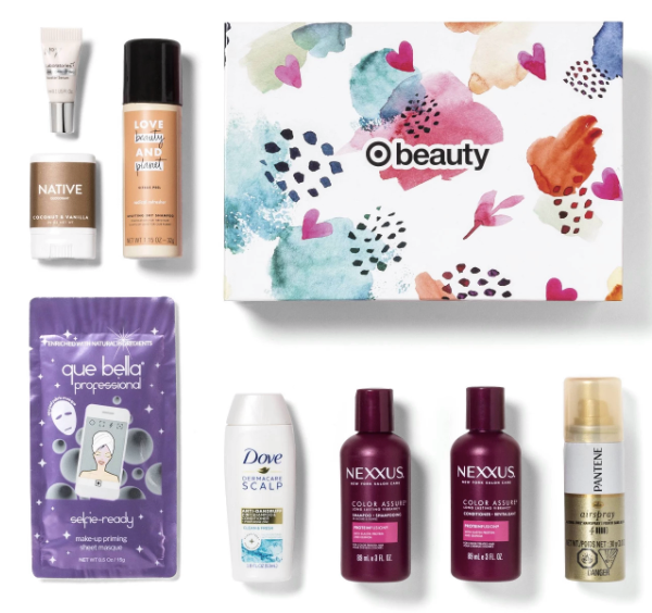 february target beauty box
