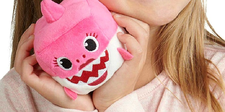 Baby Shark Song Cubes Only $7.99 : Pre-Order From Amazon Now