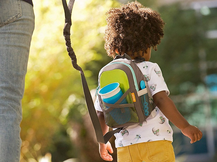 Safety Harness Backpack by Brica as Low as $10.05 on Amazon