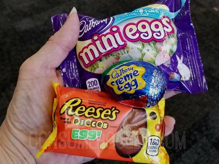 cadbury eggs Easter singles
