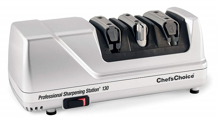 Electric Knife Sharpener By Chef Schoice For 89 99 50
