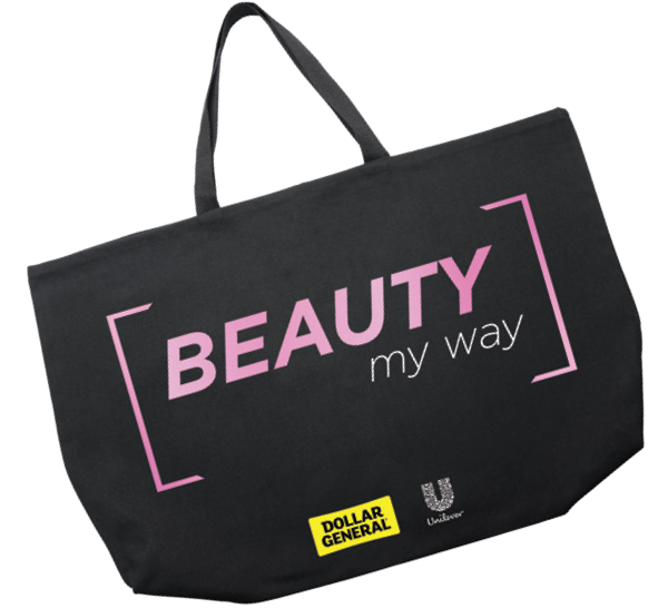 FREE Beauty Samples & Reusable Bag From Dollar General
