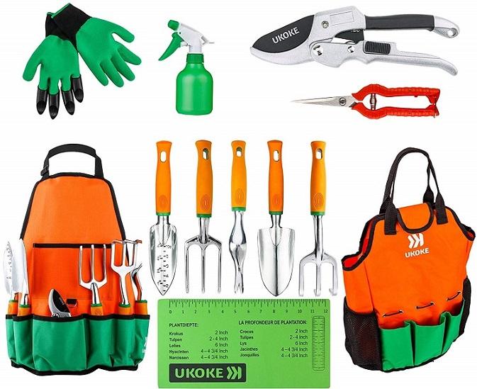 Ukoke Garden Tool Set