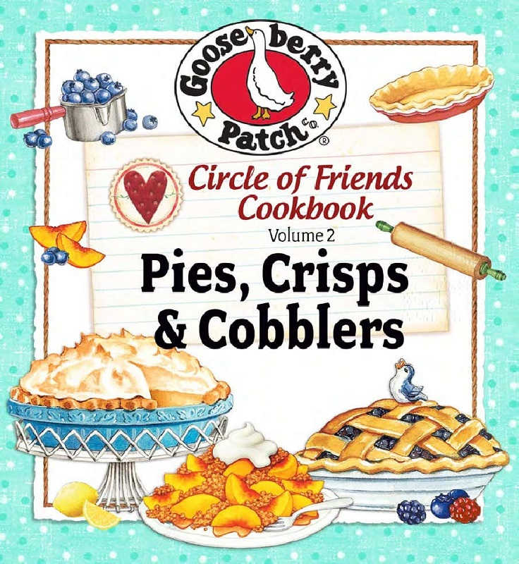Gooseberry Patch Circle of Friends eCookbook