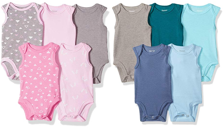 Hanes Ultimate Baby Clothing Up To 30% Off – As Low As $6.75!