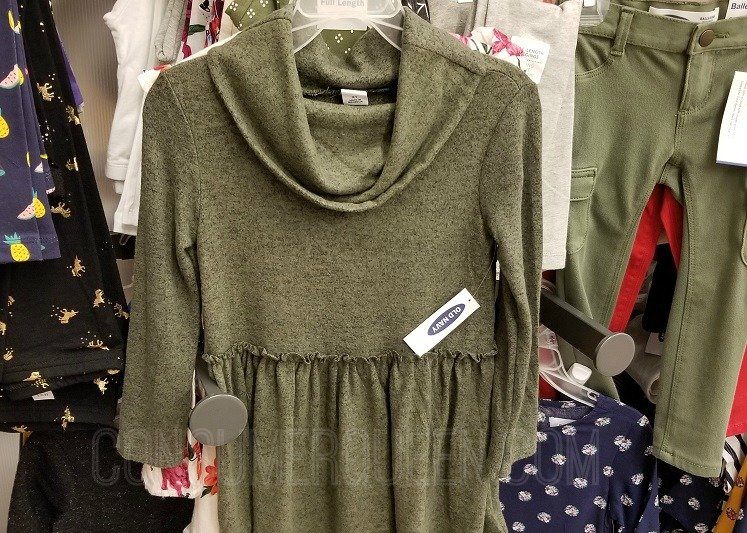 Old Navy Dresses $10 – $12 Today and Online Only + More!