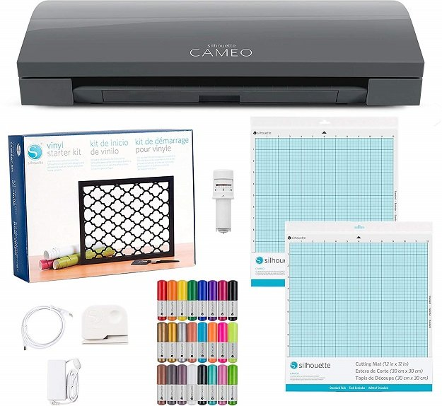 Silhouette Cameo 3 Craft Bundle Only $199 Shipped