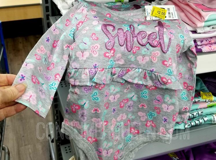 Walmart Clearance Toddler Apparel – Tees, Pants, Leggings & More