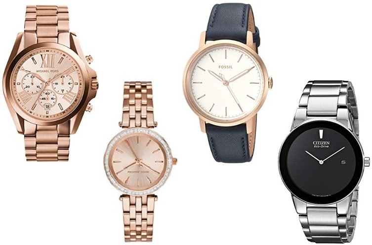 Select Designer Watches Marked up to 62% Off!