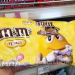 M&Ms chocolate candy