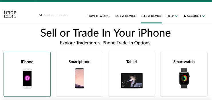 TradeMore Trade Your Phone