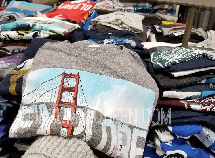 boys tees old navy
