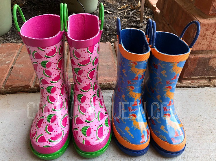 Cute Rain Boots for Kids and More This