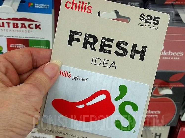 Select Gift Cards 15% Off at Dollar General – Chili's, IHOP & More