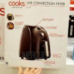 cooks air convection fryer