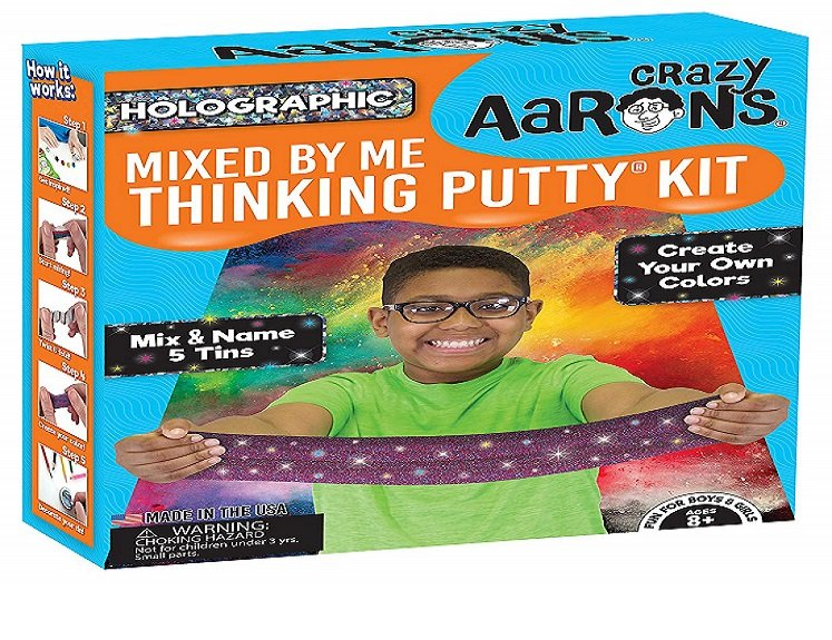 Mixed By Me Putty Kit by Crazy Aaron's $19.99 on Amazon!