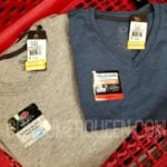 target clearance alert - men's fruit of the loom tees