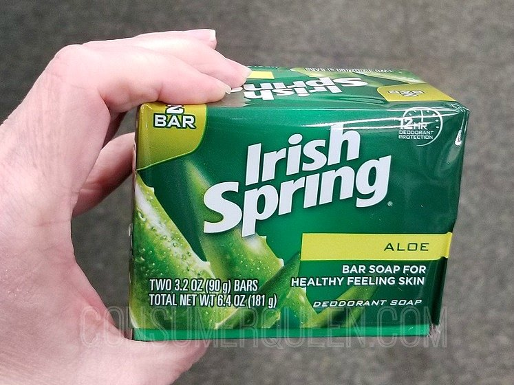irish spring 2 pack