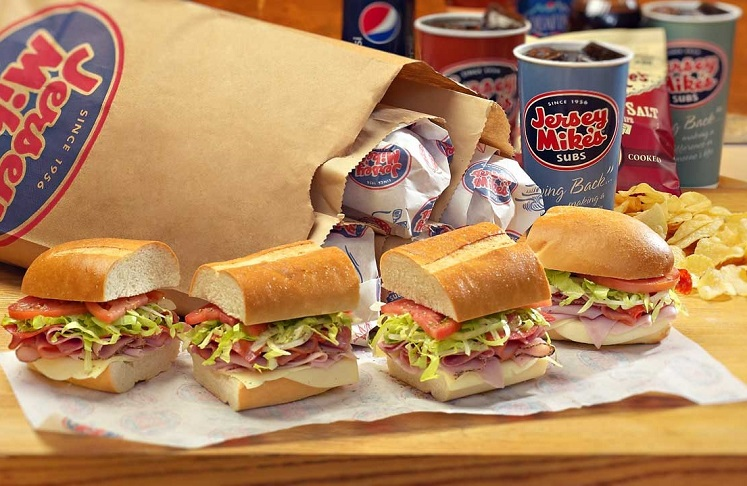 Jersey Mike's Subs – Buy One, Get One Free Coupon (Valid Today Only)