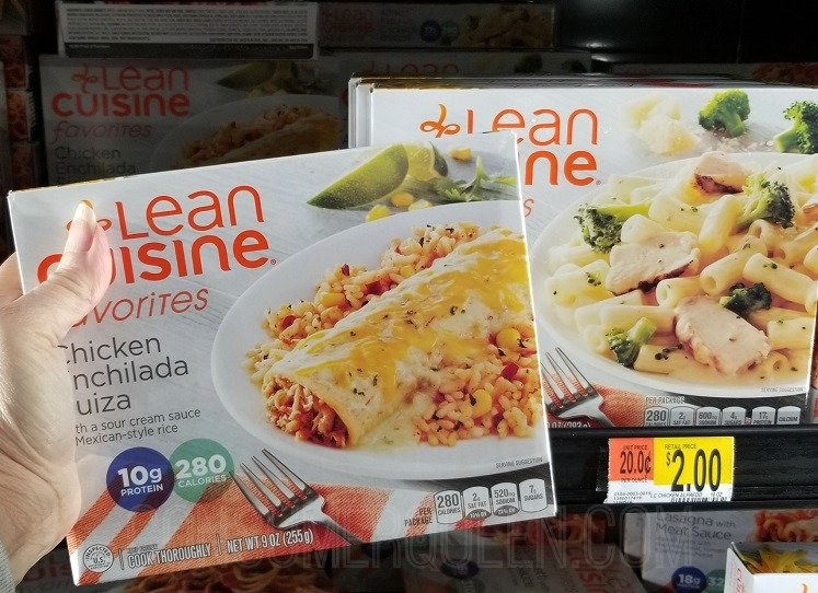 Frozen Entrees As Low As 1 00 At Walmart After Cash Back