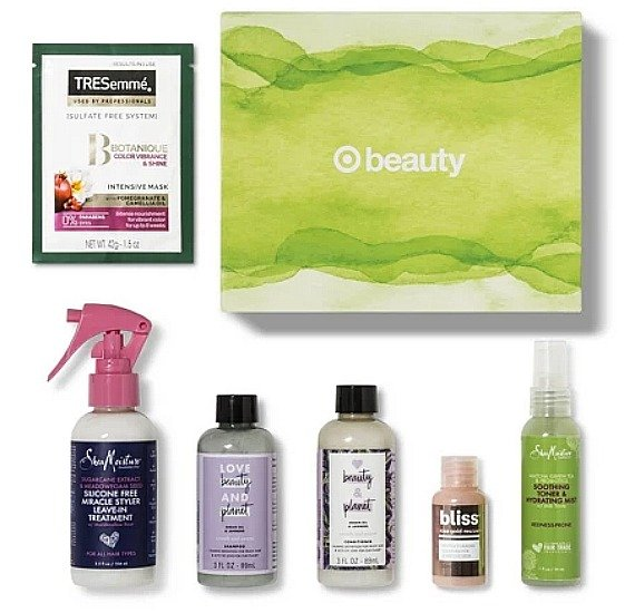 march beauty box target