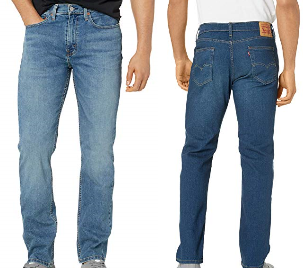 men's Levi's apparel