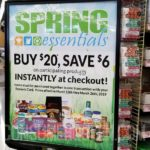 spring essentials deal homeland