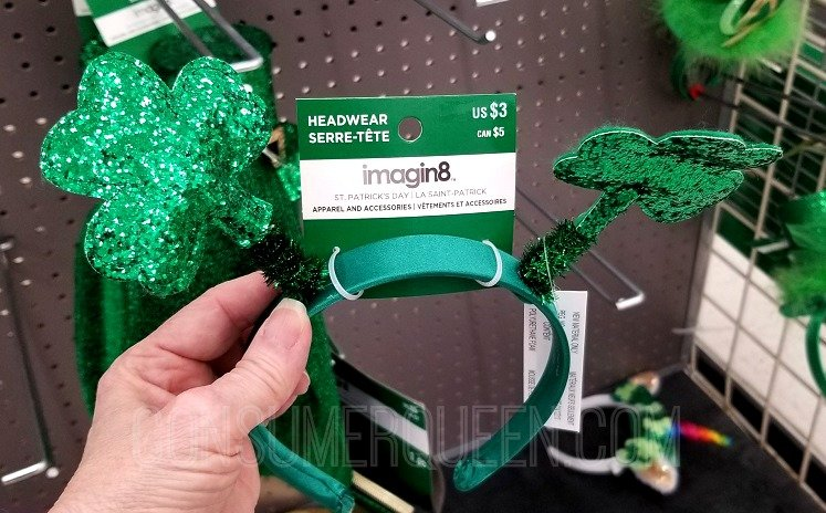 St. Patrick's Day Apparel & Accessories 50% Off + Additional 20% Off Online at Michaels