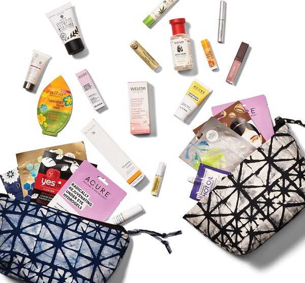 limited whole foods beauty bag