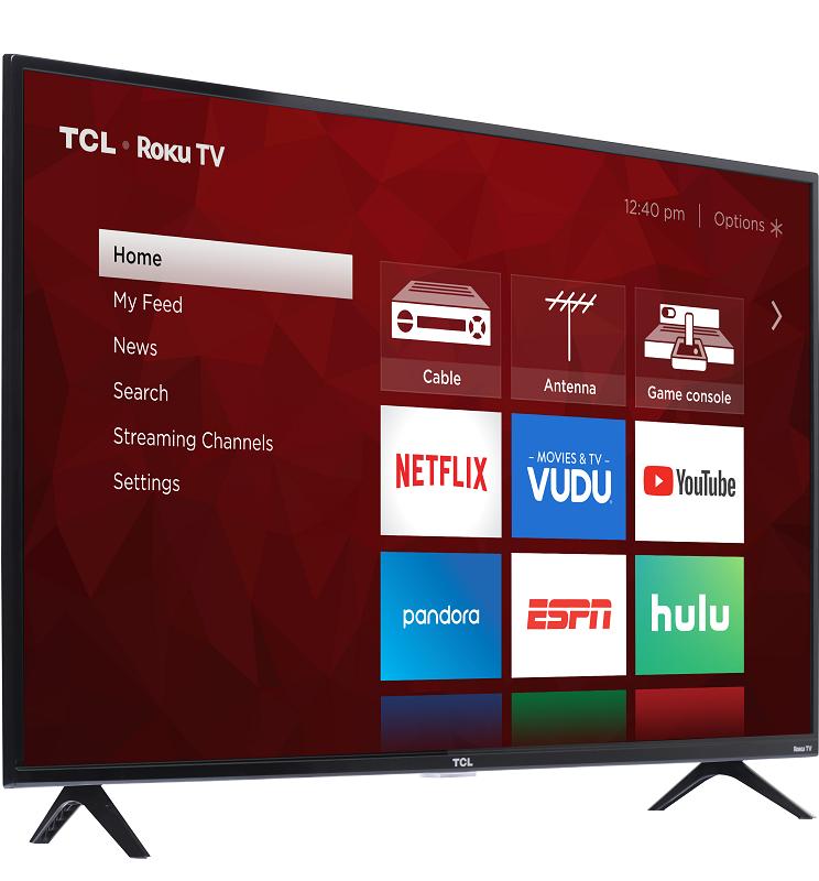 43-Inch Roku Smart TV $218 Shipped (Reg. $429.99)