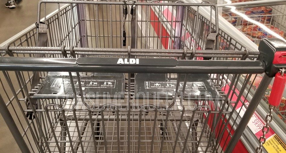 5 grocery items aldi