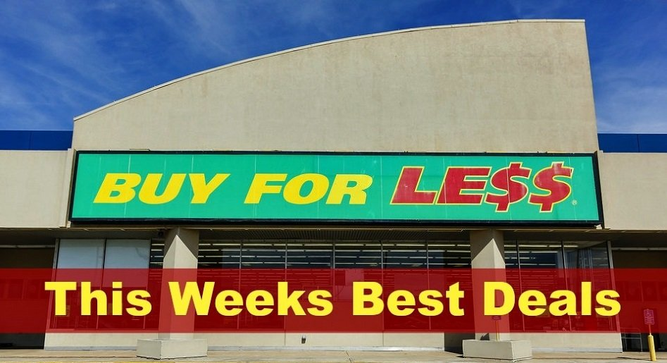 Buy For Less Matchups 9/24 – 9/30